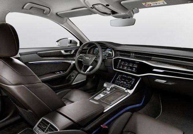 日内瓦车展:新一代 Audi A6 正式发布! Automachi Com
