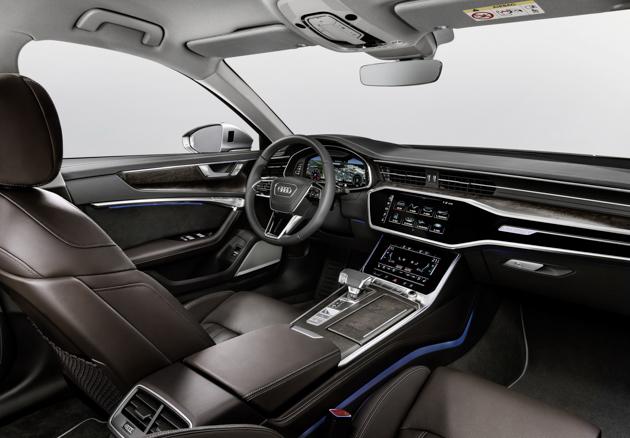 日内瓦车展:新一代 Audi A6 正式发布!