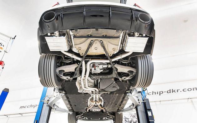 地表最强旅行车, 775hp 的 Audi RS 6 Avant !