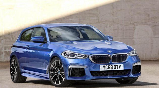 再见后驱! BMW 1 Series 再度现身测试!
