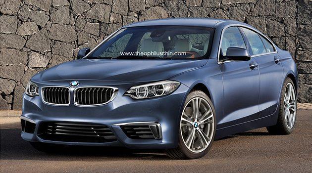 不让 CLA 专美! BMW 2 Series Gran Coupe 2019年推出!