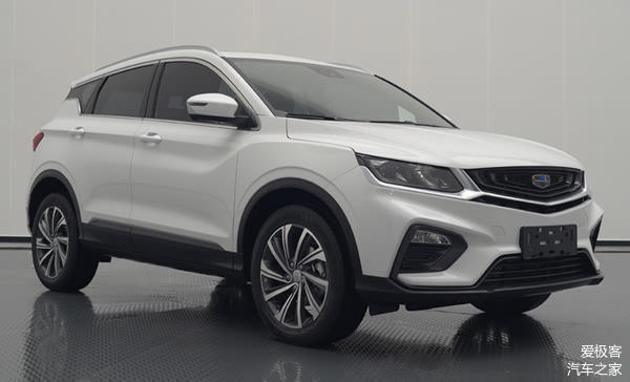 传说中的 Proton SUV , Geely 全新小型 SUV 曝光!