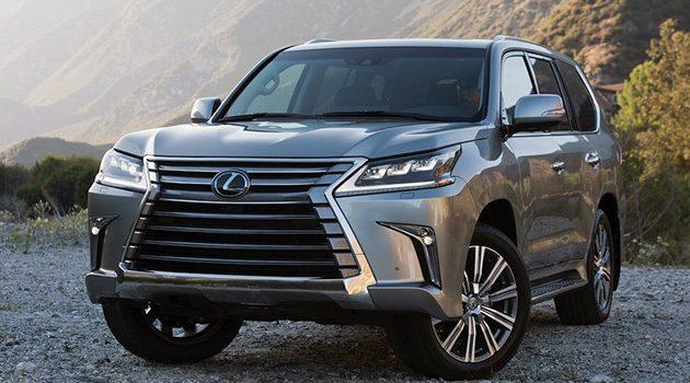 Lexus 蝉联美国 JD Power 汽车可靠度榜首!