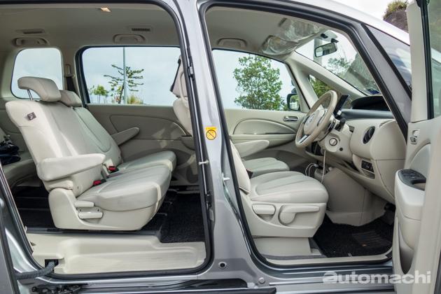 Mazda Biante ,日式风格十足的 MPV ! | automachi.com