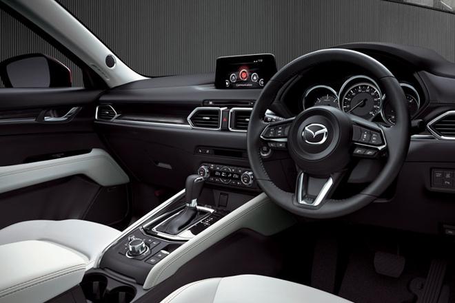 动力小升级,日规 Mazda CX-5 推出改良版!