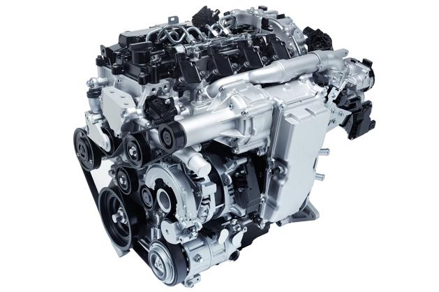 Mazda 日内瓦车展发表 Mazda6 Wagon 及 Skyactiv-X 引擎!