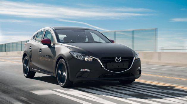 国外媒体试驾 Mazda Skyactiv-X :燃油引擎的未来?