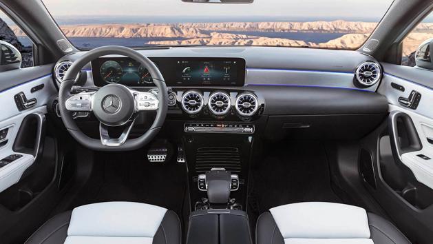 Mercedes-Benz A-Class 2018 即将登陆我国?