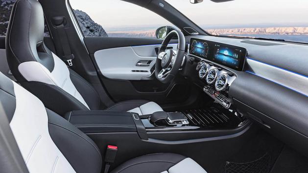 新一代 Mercedes-Benz A-Class 2018 正式揭开面纱!