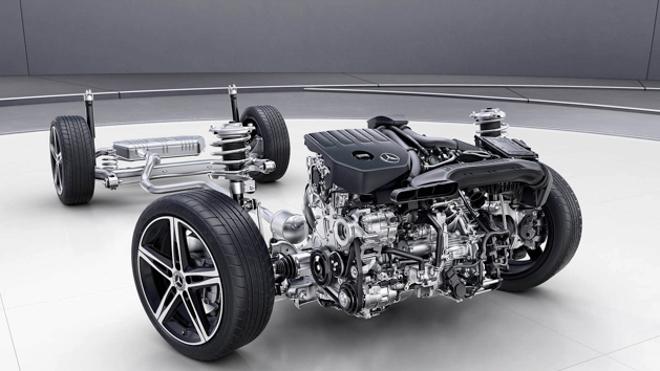 Mercedes-Benz A-Class Sedan 车尾长这样!
