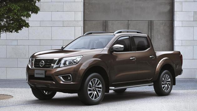 Nissan 计划开发性能版 Nissan Navara !