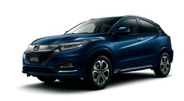 2018 Honda Vezel | automachi.com