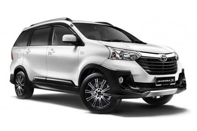 Toyota Avanza 推出 1.5X 版本,售价 RM 82,700!