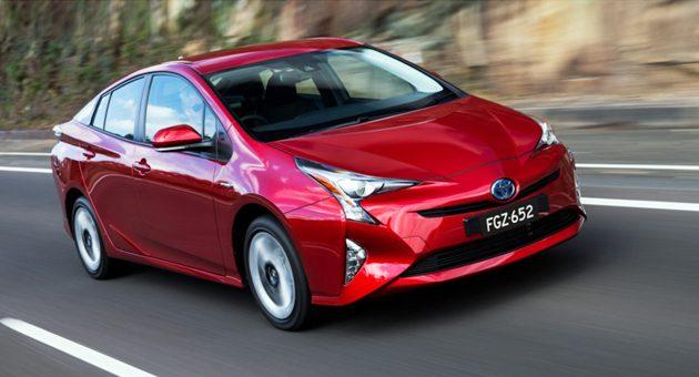 去年卖出152万辆, Toyota 继续称霸节能车市场!