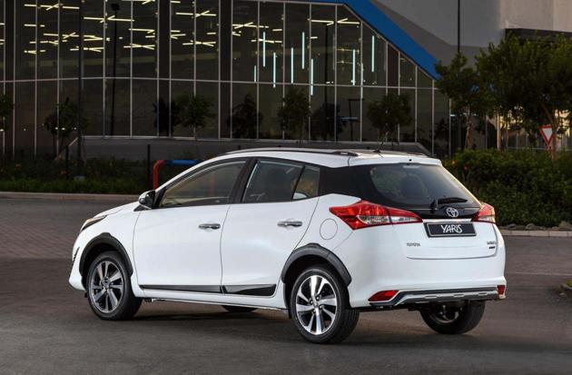 跨界小将 Toyota Yaris Cross 正式发布!