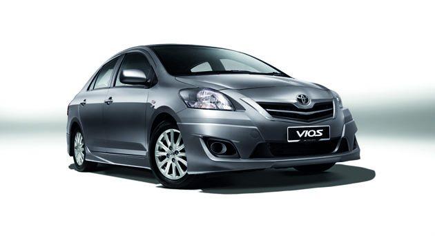 最超值二手车 Part 43: 又是 Toyota Vios 二代!