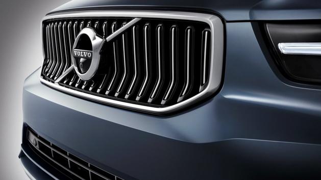家族首创! Volvo XC40 搭载首款三缸引擎!