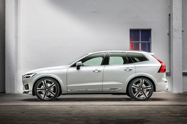 Volvo Xc60 Heico Sportiv 外观套件帅气登场! Automachi Com