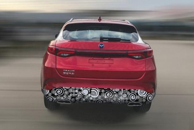 山寨厂又一巨作!这次轮到 Mazda CX-4 中招!