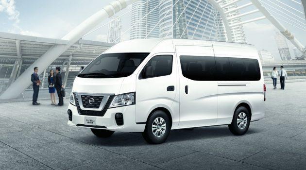 2018 Nissan NV350 Urvan 正式登陆大马!