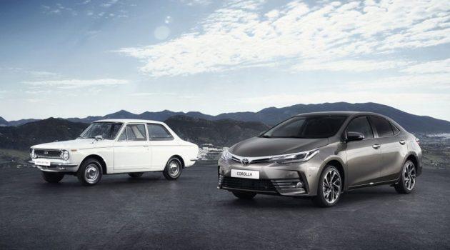 你不知道的事: Toyota Corolla 是改变世界的一台车!