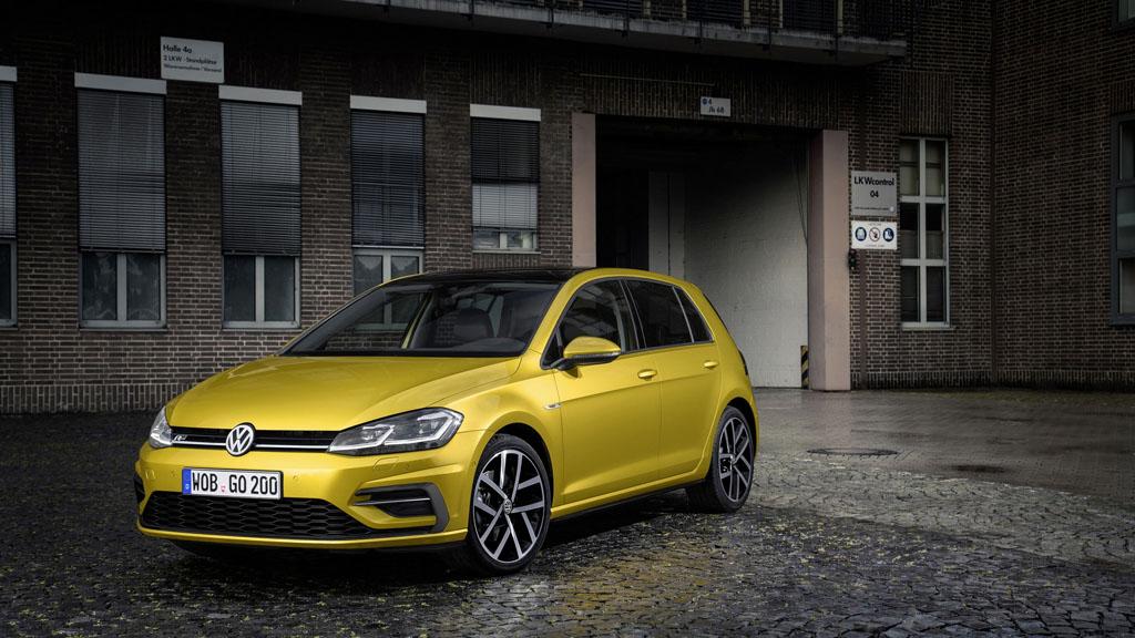 2018 值得期待新车: Volkswagen Golf MK 7.5