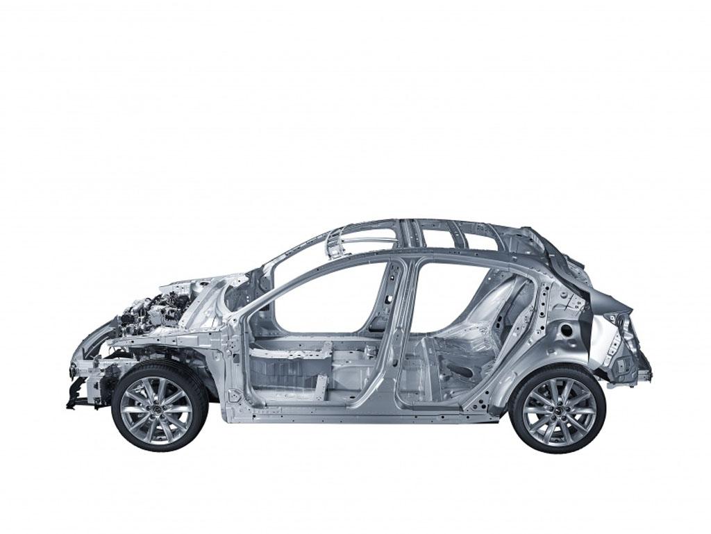 Mazda Skyactiv-X 更多细节公布!油耗进步30%!