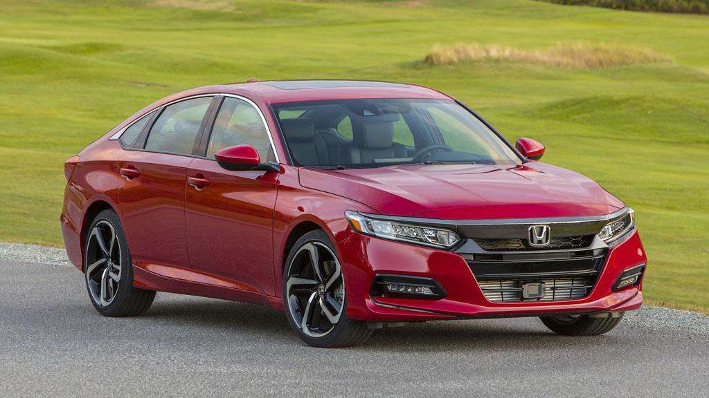 2018 Honda Accord Hybrid 油耗出炉,每公升然后行驶20公里!