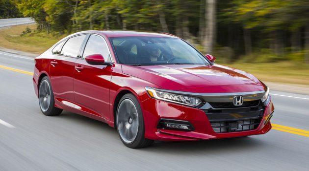2018 Honda Accord Hybrid 油耗出炉,每公升燃油行驶20公里!