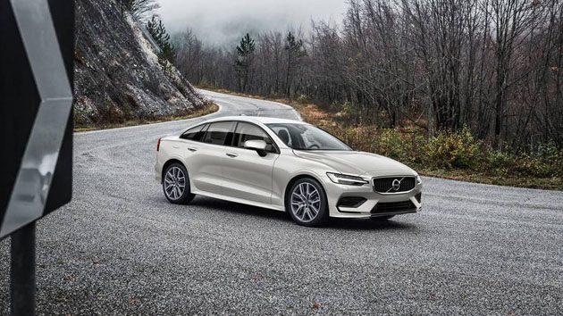 2019 Volvo S60 长这样?Fastback风格很帅气!