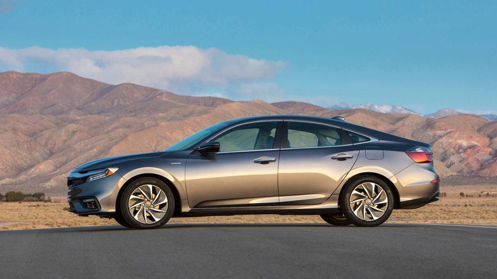 纽约车展: 2019 Honda Insight 正式现身!