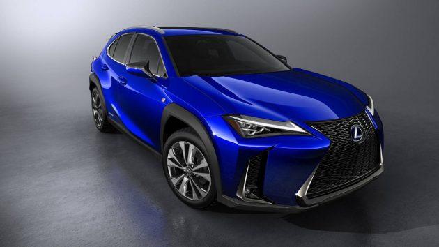 日内瓦车展: 2018 Lexus UX 正式发表,全新技术上身! | automachi.com