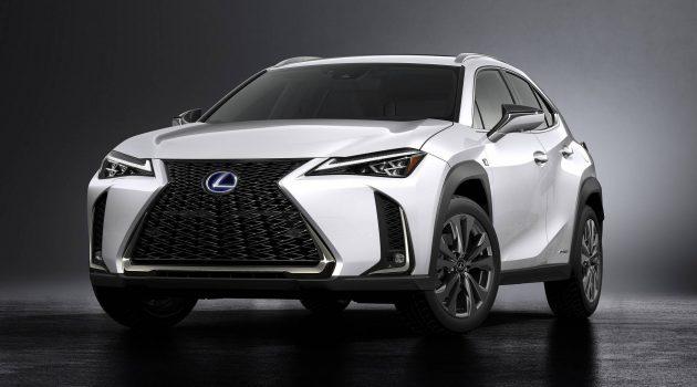 史上最火 Lexus ! Lexus UX 日本销量超出预期10倍!