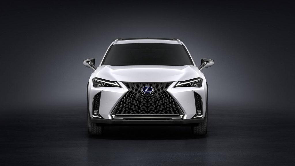 日内瓦车展: 2018 Lexus UX 正式发表,全新技术上身!