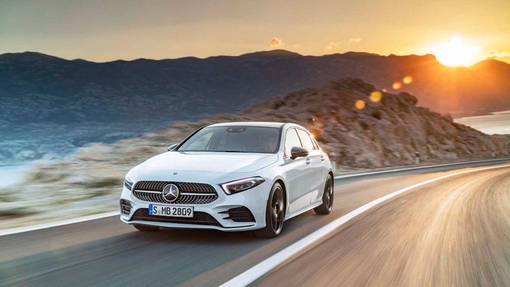 2018 值得期待新车: 2018 Mercedes-Benz A Class