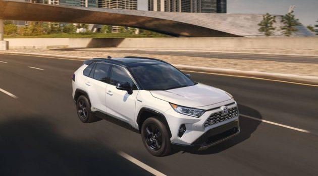 纽约车展: 2019 Toyota Rav4 正式登场!全新世代的SUV!