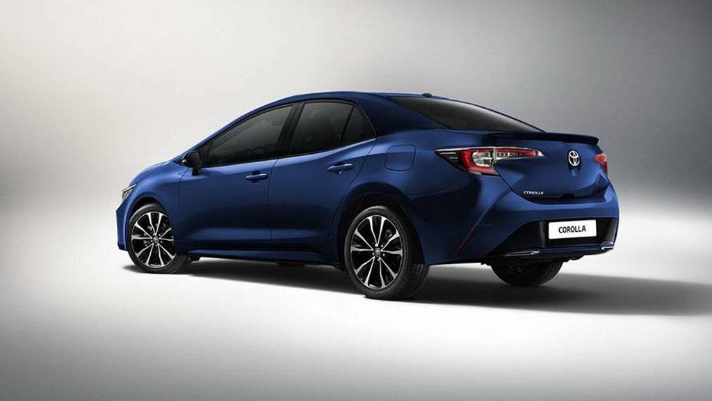 2019 Toyota Corolla 长这样?预计第三季正式登场!