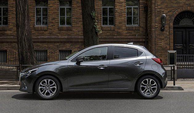 你不知道的事: 你知道 Mazda2 在泰国有1.3L的版本?