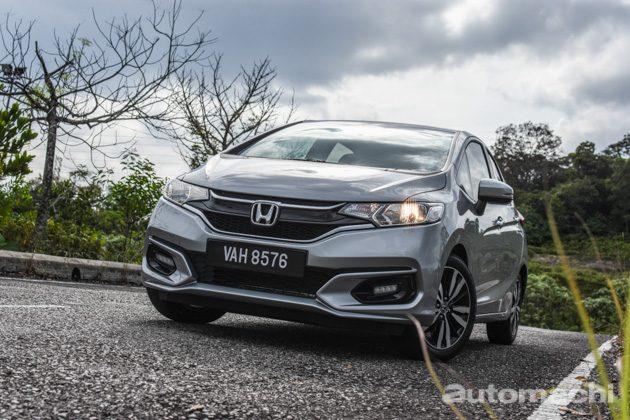 小谈 Honda Jazz 为什么是我国最受欢迎的非国产Hatchback?