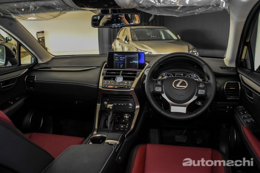 图库: 2018 Lexus NX 登陆大马,价格从RM 311,900起跳!
