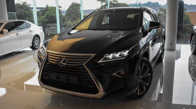 图库: 2018 Lexus RX350L 正式登陆大马,价格RM 475,000