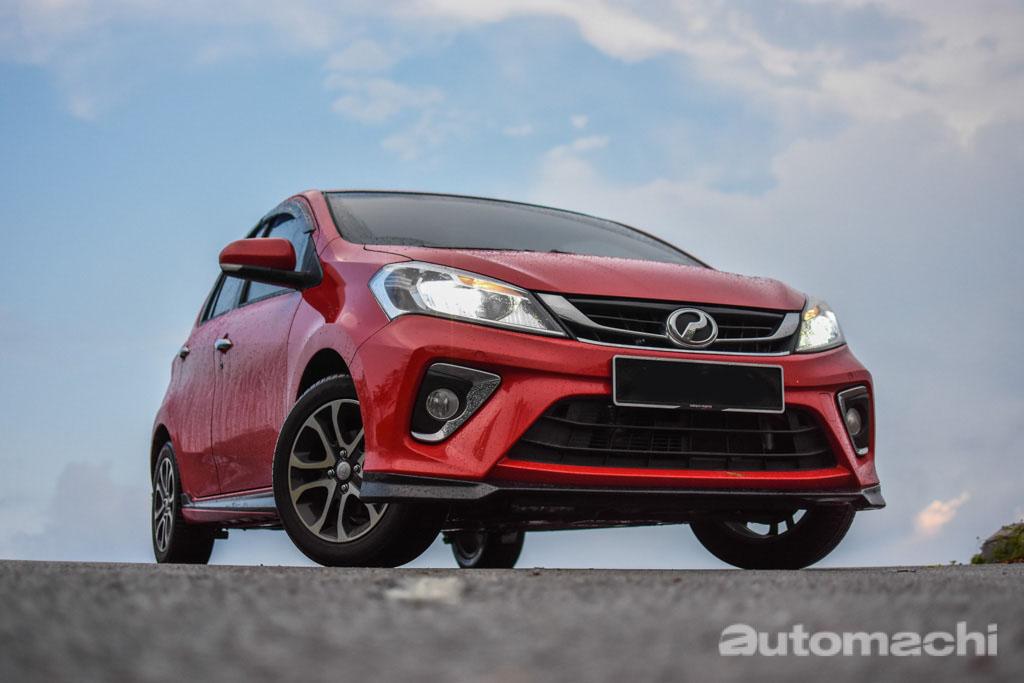 2018 Perodua Myvi 怎么样?看看车主的一个半月用后感!