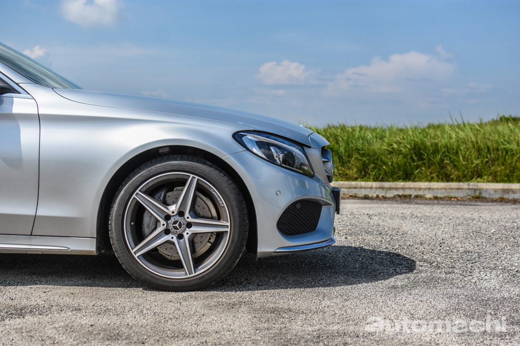 图库: Mercedes-Benz C200 AMG Line ,售价RM 254,888 !