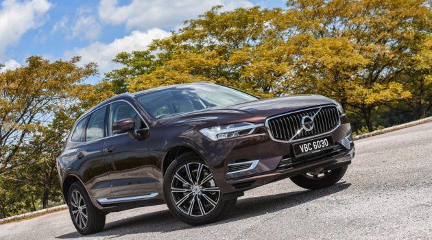 2018 Volvo XC60 T8 Inscription Plus ,进化不少!