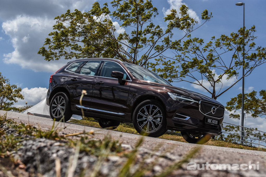 2018 Volvo XC60 T8 Inscription Plus ,进化不少!