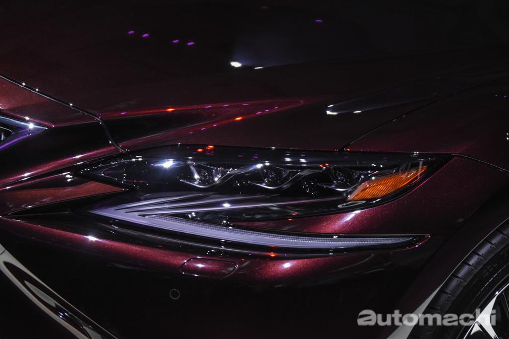 2018 Lexus LS 正式登陆我国市场,价格从RM 799,000起跳!