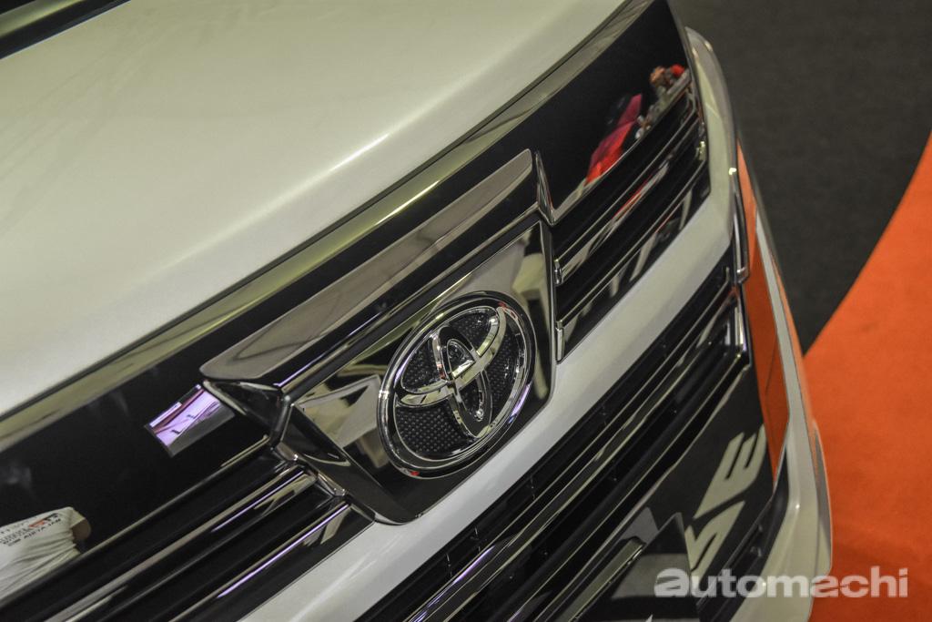 升级版 Toyota Alphard 与 Vellfire 正式上市,售价 RM 350,800 起!