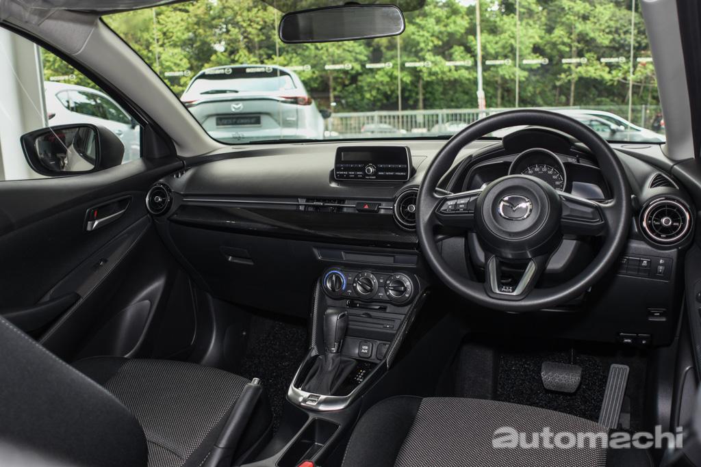 2018 Mazda2 Mid Spec 开售,售价 RM 74,866.30