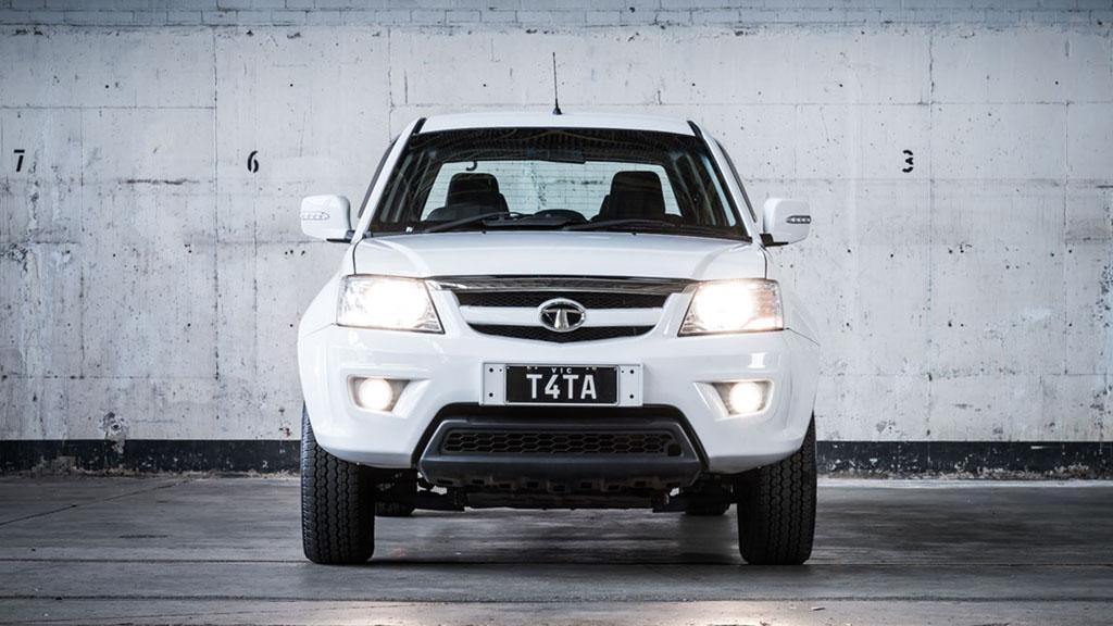 Tata Motors 将在本地设立组装厂生产皮卡!