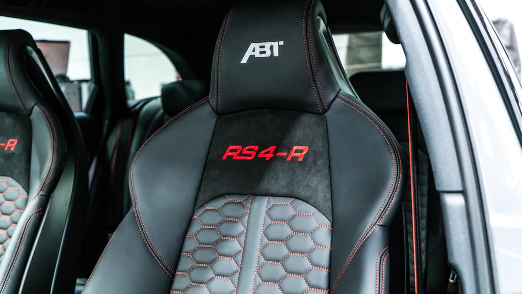 最大马力突破 500 hp , Audi RS4-R ABT 强势登场!